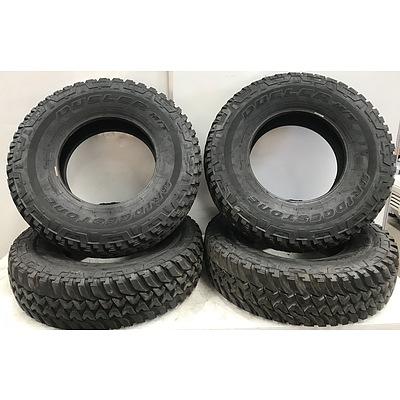 Bridgestone Dueler M/T Tyres -Set Of Four