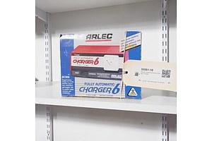 ARLEC 6 Amp Automotive Battery Charger