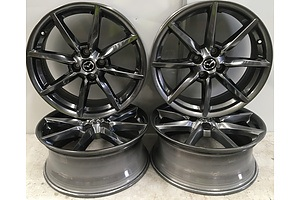 17 Inch, 2017 Mazda MX5 Rims - Lot Of Four