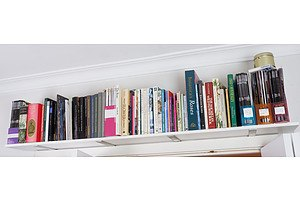 Collection of Approximately 80 Books and Magazines Relating to Gardening, Photography, Antiques and More