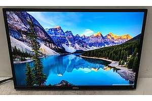 Dell (P2417H) 24-Inch Full HD (1080p) Widescreen LED-Backlit LCD Monitor