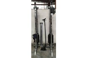 Body Solid Lat Pull Down Machine