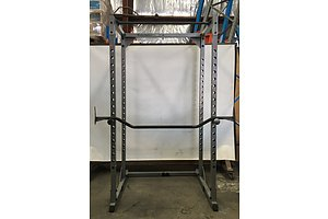 Body Solid Weights Storage And Pull Up Machine