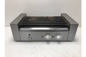 Avanti Hot Dog and  Sausage Rotisserie Cooker