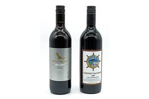 Wolf Blass Silver Label 2019 Shiraz and Riverview Hotel Murwillumbah 2007 Cabernet (2)