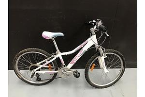 Giant Areva Kids Mountain Bike