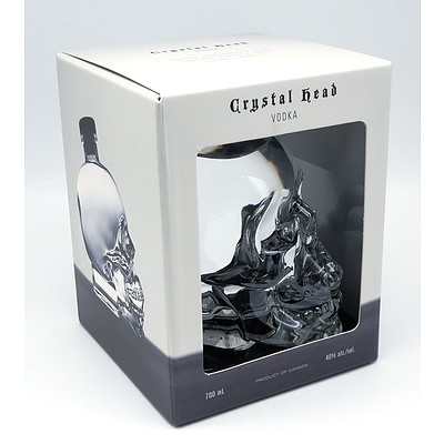 Crystal Head Vodka - 700ml in Presentation Box