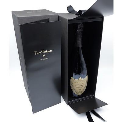 Dom Perignon Champagne Vintage 2010 in Presentation Box