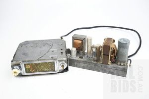 Early Volkswagen Radio Unit