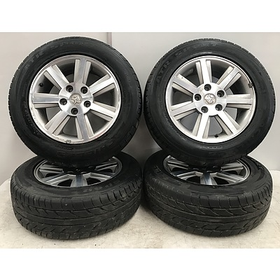 16 Inch Factory Holden Commodore 16 Inch Rims and Tyres