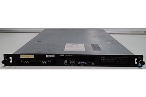 Dell PowerEdge 860 Dual Dual-Core Pentium 3.0 GHz 1 RU Server