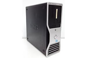 Dell Precision Workstation T3500 Dual Core Intel Xeon Processor W3503 2.40 GHz Computer