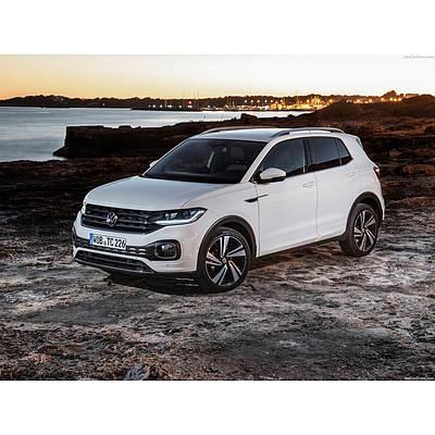 LIVE AUCTION 4 –  2021 Volkswagen T-Cross