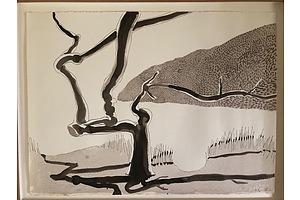 LIVE AUCTION 3 – BEN QUILTY ARTWORK