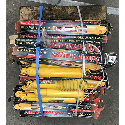 Old Man Emu Shock Absorbers - Lot Of Approx 20
