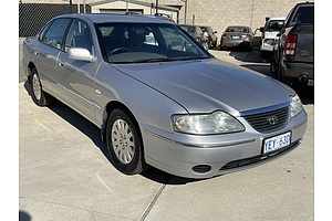 12/2004 Toyota Avalon GXi MCX10R 4d Sedan Silver 3.0L