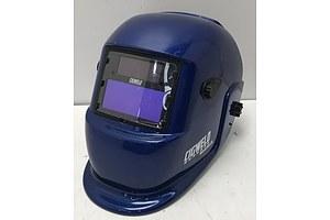 Cigweld WeldSkill Auto Darkening Welding Helmet