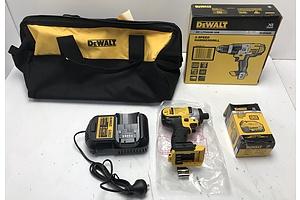 Dewalt 18V Drill Driver Kit