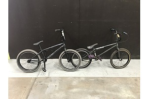 Backbone BMX Bikes -Lot Of Two