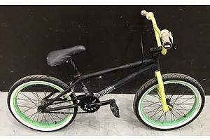 Stolen BMX Bike