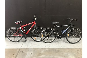 Mongoose Mountain Bike With Repco Spare Parts Bike
