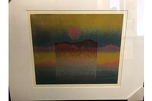 L6 - Relief Print Art