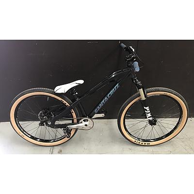 2008 Santa Cruz Jackal Dirt Jump Bike
