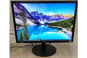 Samsung (S22B420BW) 22-Inch Widescreen LED-Backlit LCD Monitor