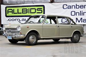 1/1966 Austin 1800 4d Sedan Grey 1.8L