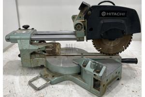 Hitachi C8FB Slide Compound Saw