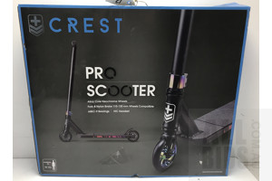 Crest Pro Scooter