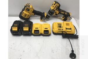 Dewalt 18V Tool Kit