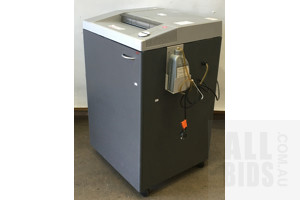 EBA5141CC High Capacity Office Shredder With Electronic Capacity Control And Automatic Oil Injection System