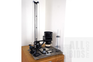 Collection of Photographic Equipment, Including Veigel-Amoexact Photographic Enlarger, Gollhon Warmer and More