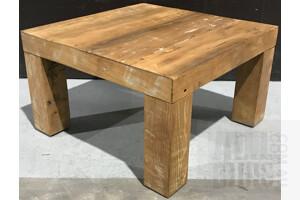 Soul Teak Lamp Table - ORP$390