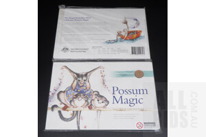 Two 2017 Possum Magic Coin Collections
