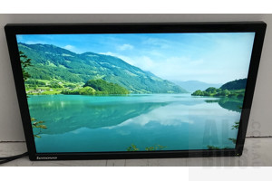 Lenovo ThinkVision (T2224pD) 21.5-Inch Full HD (1080p) Widescreen LED-Backlit LCD Monitor