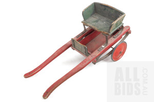 Early to Mid 20th Century Childrens Wagon