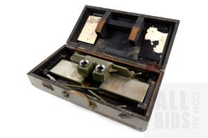 Boxed Australian WW2 DC-1944 Serial 1061 Instrument