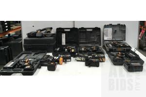 Panasonic Cordless Power Tool Kit