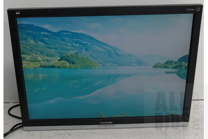 ViewSonic (VA2226w) 22-Inch Widescreen LCD Monitor