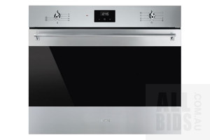 Smeg SFA7300TVX Thermoseal Oven - New - ORP$3190