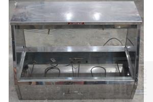Austheat Bench Top Electric Dry Bain Marie